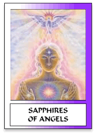 Saffires of Angels Attunement