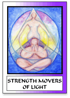 Strenth Movers Of Loght Empowerment Attunement