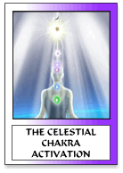 The Celestial Chakra Activation Attunement
