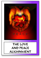 The Love & Peace Alignment Attunement