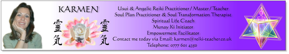 Reiki-Teacher